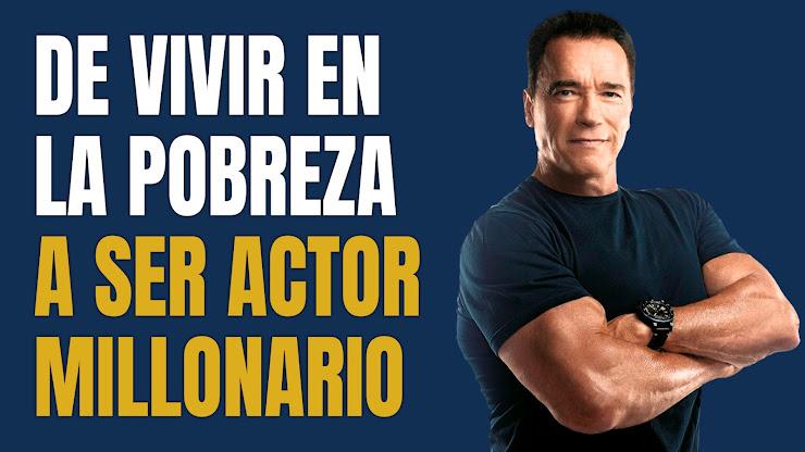 Historia de Arnold Schwarzenegger