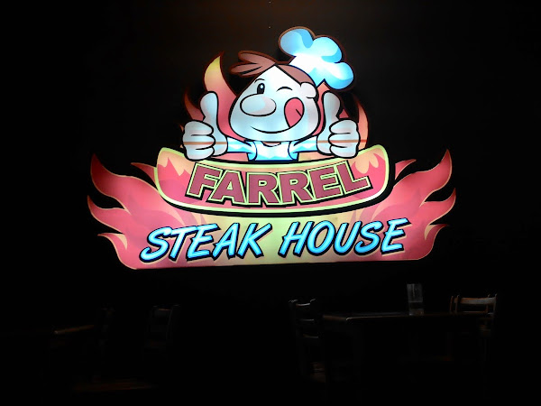 Dinner di Farrel Steak House,Bangi