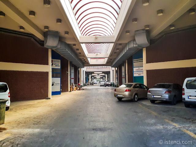 YEDPA Ticaret Merkezi | Zemin