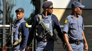 Twin South Africans Arrested in Terrorist Plot by David Firester