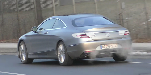 2018 Mercedes S-Class Coupe facelift – complete guide
