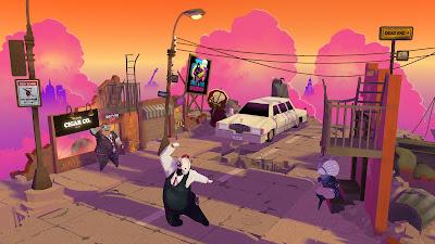 Felix The Reaper Game Screenshot 2