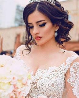 peinado de novia chongo