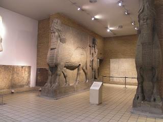 Exhibits, British Museum, London, UK