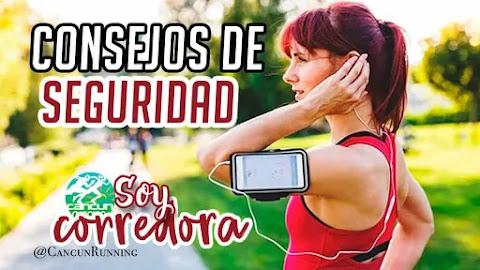 consejos de seguridad para mujeres corredoras