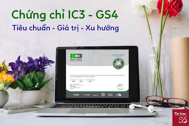 [Chung chi IC3-GS4]