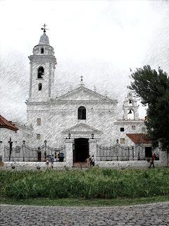 Basílica de Nossa Senhora do Pilar, Buenos Aires