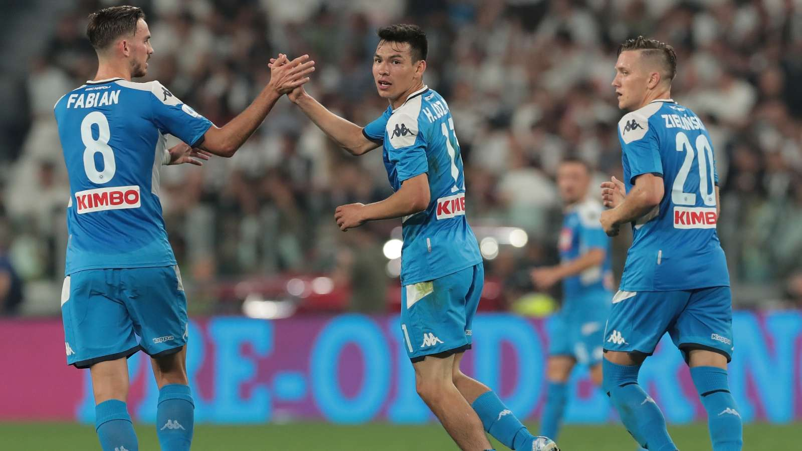 Real Madrid intensify negotiations with Napoli star