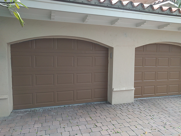 Painting Your Garage Door To Look Like Wood Everything I Create