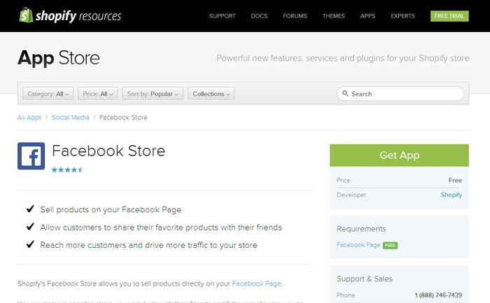 Cara Membuat Facebook Online Store