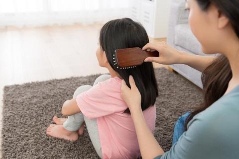 Cara Merawat Rambut Anak