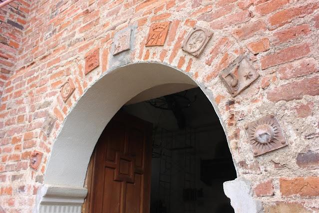 Dupax Church entrance