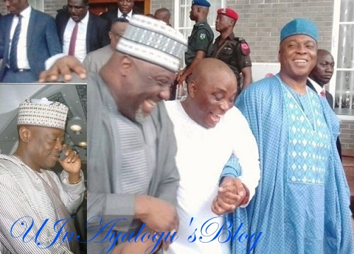 EXCLUSIVE: Top Secret Of How Moves To Tame Smuggling King, Dahiru Mangal Pits The Senate Against The Custom CG