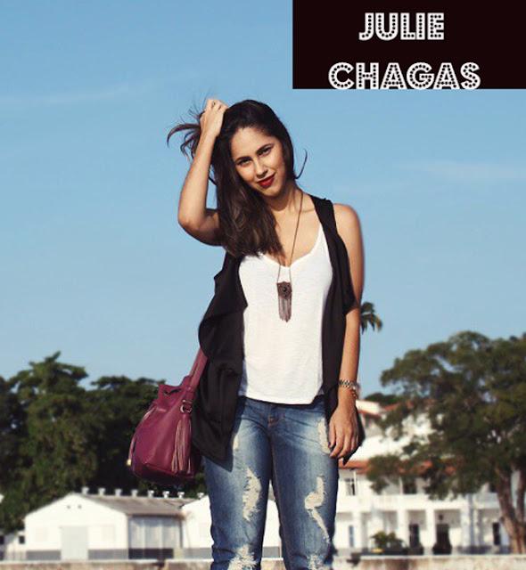 Lulu entrevista: Julie Chagas