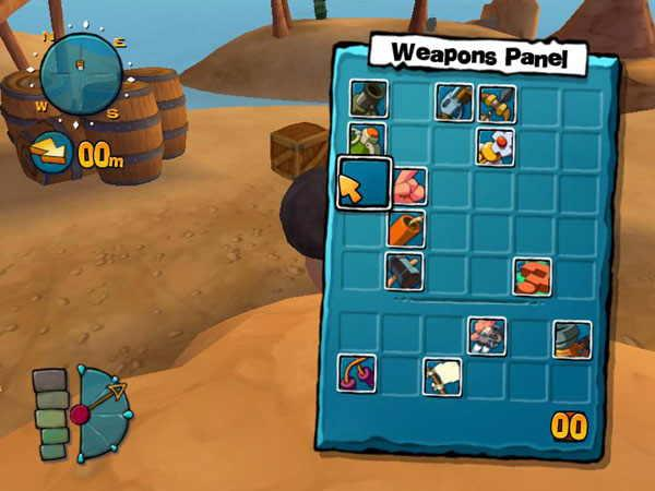 Worms 4 v Apk Mod (unlocked) Data for android