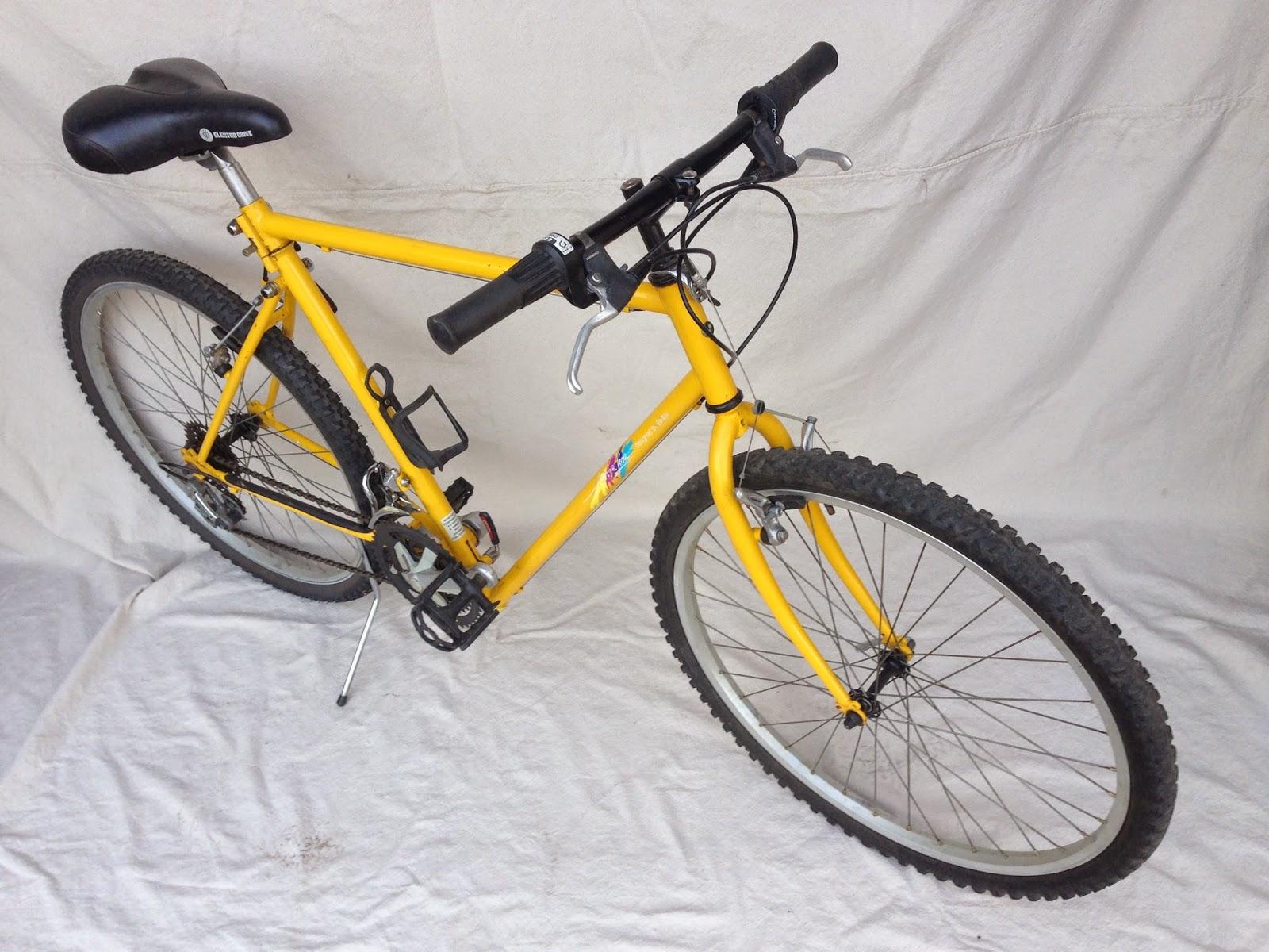 1996 bmw montague folding mountain bike | the whistle bike shop