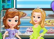 Sofia y Amber Sweet Shop