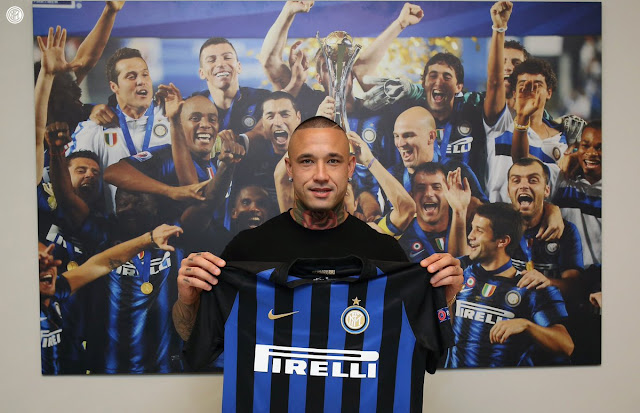 Official: Inter Milan sign Radja Nainggolan from Roma