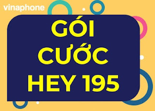 Gói HEY195 VinaPhone