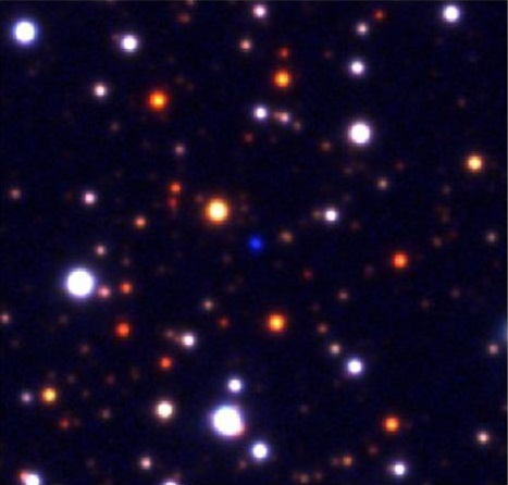 Smash and grab: A heavyweight stellar champion for dying stars
