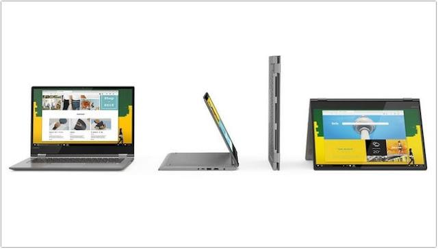 Lenovo Yoga 530-14ARR, Sebuah Kekuatan Laptop Ryzen