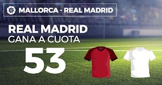 Paston Megacuota Mallorca vs Real Madrid 19-10-2019