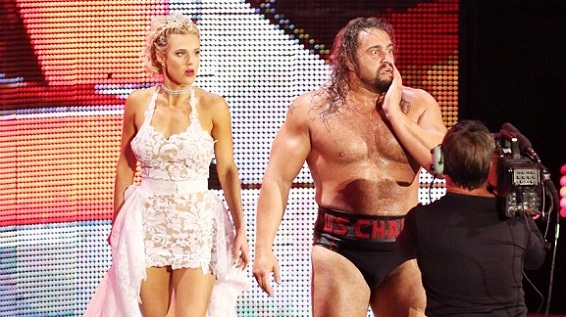 are rusev and lana actually married
