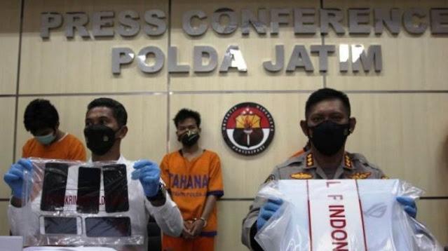 Empat Mahasiswa Ditangkap Gegara Jadi Pemobol Kartu Kredit WNA, Satu dari Bekasi