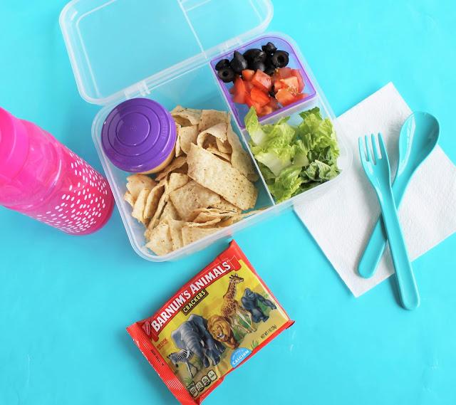 kid school lunch