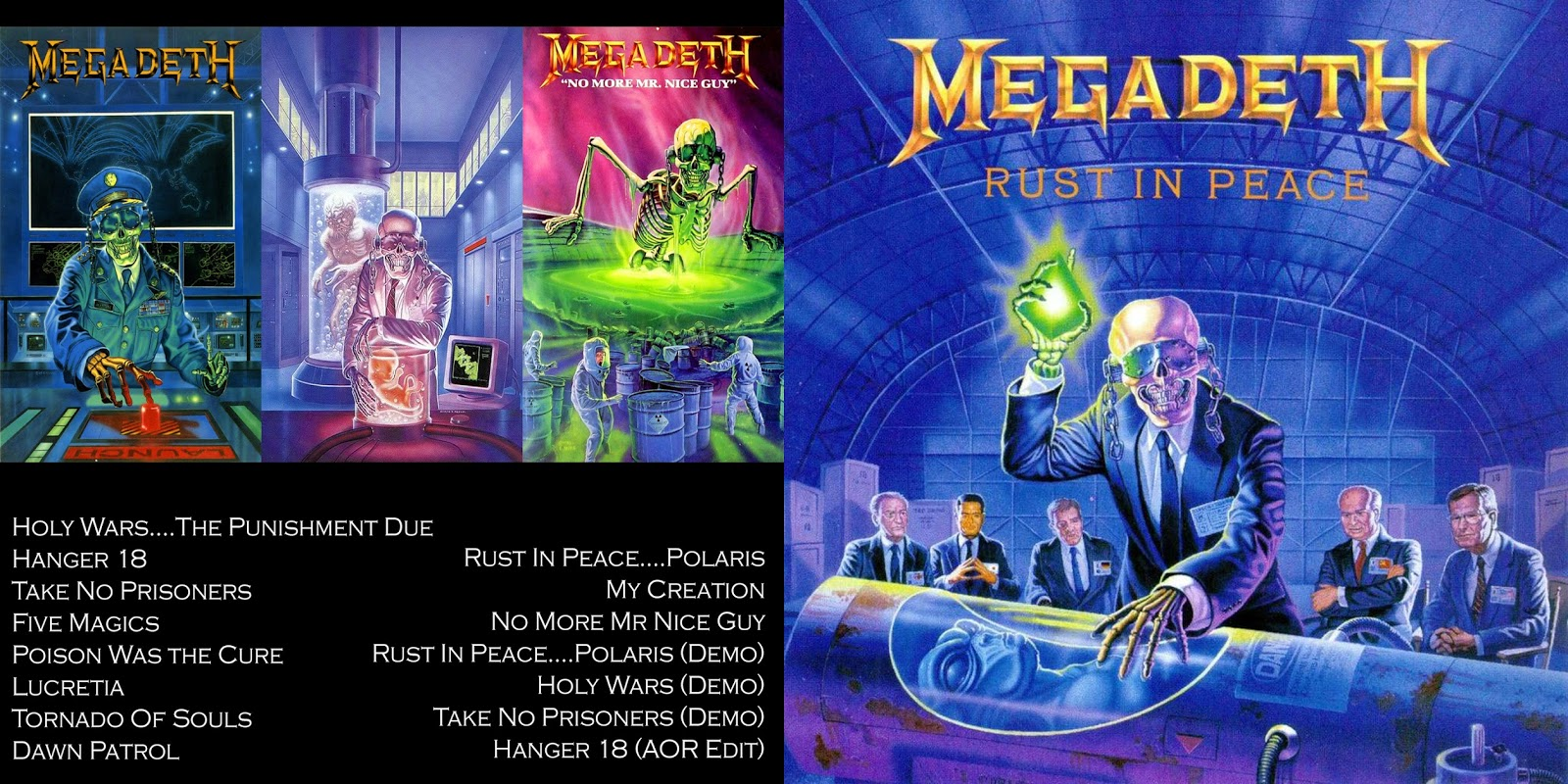 rest in peace megadeth