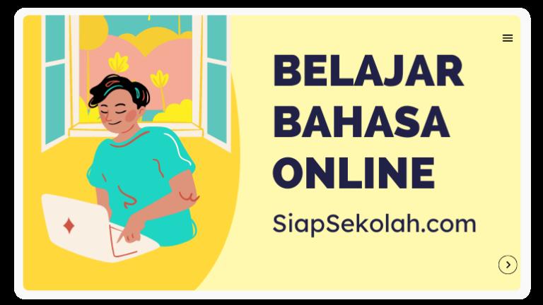 Belajar Bahasa Online Jambi