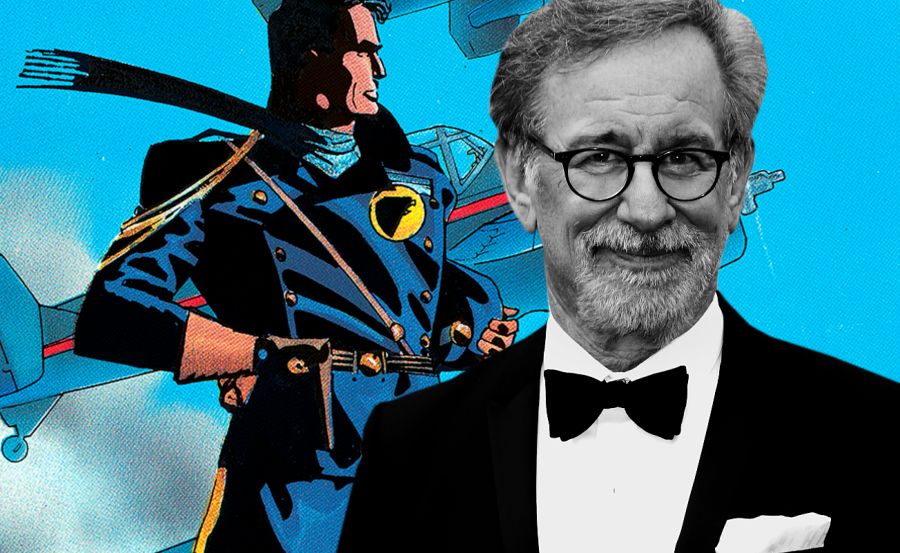 """Steven Spielberg produzirá filme do """"Falcão Negro"""" para a Warner Bros."""