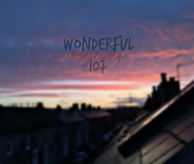 Wonderful Wednesday #107