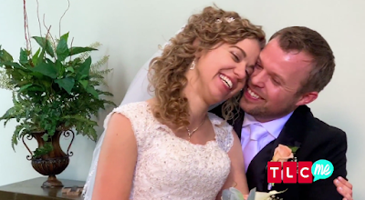 John Duggar and Abbie Burnett wedding