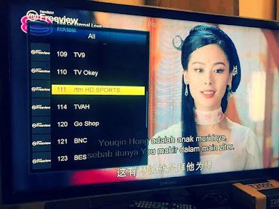 tv digital malaysia rampung oktober 2019
