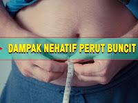 Mengetahui Bahaya Obesitas Perut dan Dampak Negatif