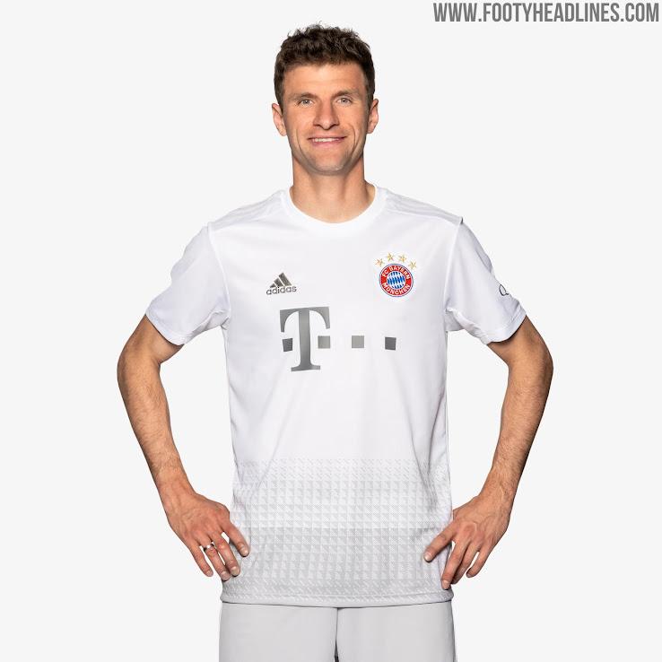 Bayern Munchen 19 20 Away Kit Released Footy Headlines