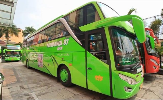 PO.Pandawa 87- Bus Super High Decker
