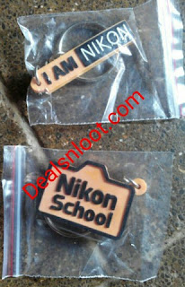 Nikon School Key Chains Receive Proof