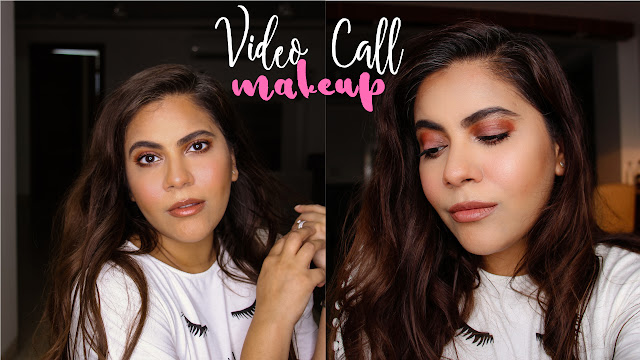 Makeup For video calls, Quick Easy Everyday Makeup Look, fresh everyday makeup look, zoom call, zoom calls makeup look, how to look slim on camera, how to look young on camera, how to make face look small on camera, how to use blush, how to use bronzer, everyday easy makeup, Indian makeup, everyday office makeup, everyday office makeup, everyday work makeup,beauty , fashion,beauty and fashion,beauty blog, fashion blog , indian beauty blog,indian fashion blog, beauty and fashion blog, indian beauty and fashion blog, indian bloggers, indian beauty bloggers, indian fashion bloggers,indian bloggers online, top 10 indian bloggers, top indian bloggers,top 10 fashion bloggers, indian bloggers on blogspot,home remedies, how to