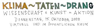 Workshop: Klima~Taten~Drang, Salzburg