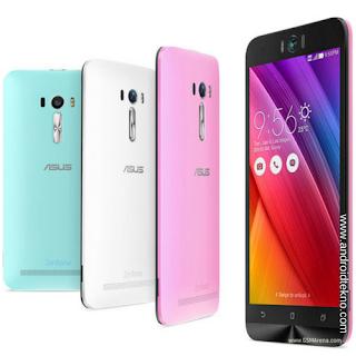 Harga dan Spesifikasi Asus Zenfone Selfie ZD551KL