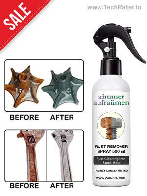 Powerful Rust Removing Spray