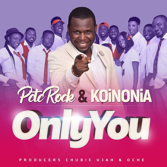 NEW MUSIC: PETEROCK & KoiNoNia  - ONLY YOU ~ @onepeterock