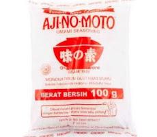 AJINOMOTO  (100 Gram) <p>Rp.5.000</p> <code>050