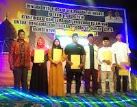 MTQ ke-XVIII Kelurahan Jatiwangi Berakhir, Tambana Raih Juara Umum