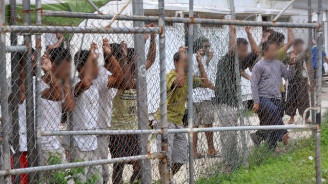 Australia Bantah Siksa Pencari Suaka