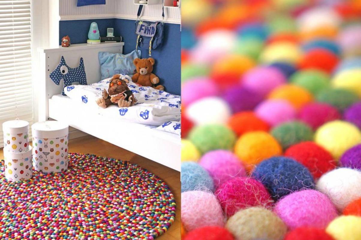 alfombra habitacion niños