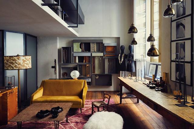 Italienischer Luxus ohne Markenspielerei - Design zum Einrichten und Wohnen als Selbstverständlichkeit, ohne Imponiergehabe