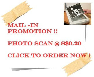 Photo Image Scanning Services @ Singapore - Scan or Convert hardcopy